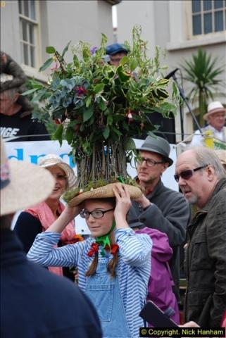 2015-09-05 Bridport Hat Festival 2015.  (521)521