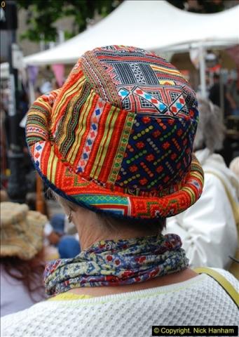2015-09-05 Bridport Hat Festival 2015.  (525)525