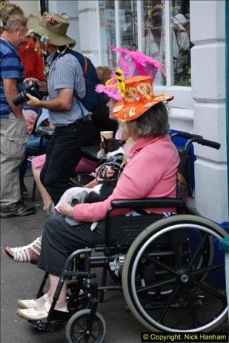 2015-09-05 Bridport Hat Festival 2015.  (531)531