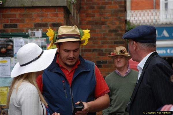 2015-09-05 Bridport Hat Festival 2015.  (534)534