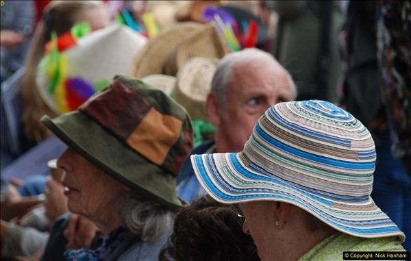 2015-09-05 Bridport Hat Festival 2015.  (542)542