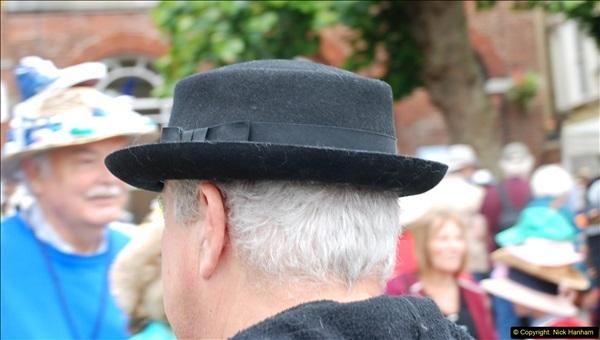 2015-09-05 Bridport Hat Festival 2015.  (550)550