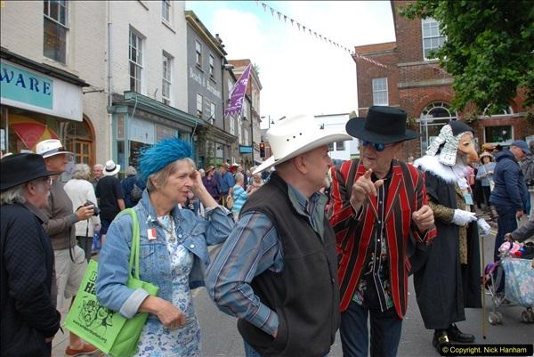 2015-09-05 Bridport Hat Festival 2015.  (551)551