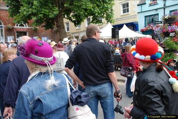 2015-09-05 Bridport Hat Festival 2015.  (556)556