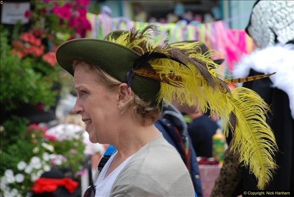 2015-09-05 Bridport Hat Festival 2015.  (557)557