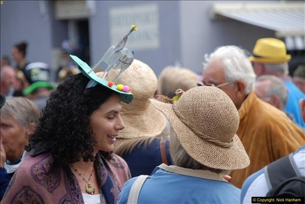 2015-09-05 Bridport Hat Festival 2015.  (558)558