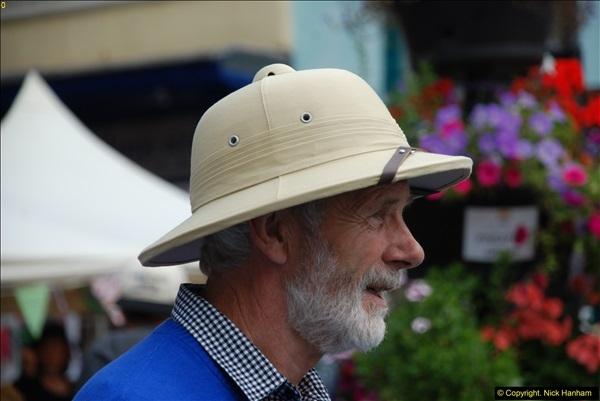 2015-09-05 Bridport Hat Festival 2015.  (562)562