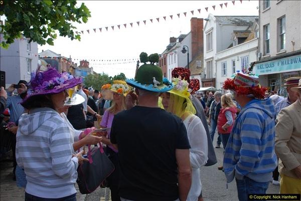 2015-09-05 Bridport Hat Festival 2015.  (575)575