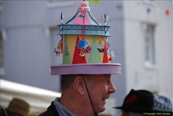 2015-09-05 Bridport Hat Festival 2015.  (576)576