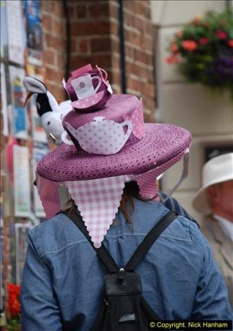 2015-09-05 Bridport Hat Festival 2015.  (577)577