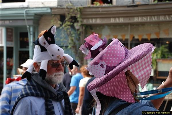 2015-09-05 Bridport Hat Festival 2015.  (583)583