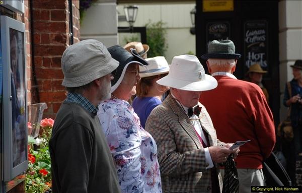 2015-09-05 Bridport Hat Festival 2015.  (584)584