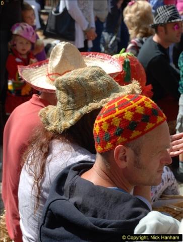 2015-09-05 Bridport Hat Festival 2015.  (591)591