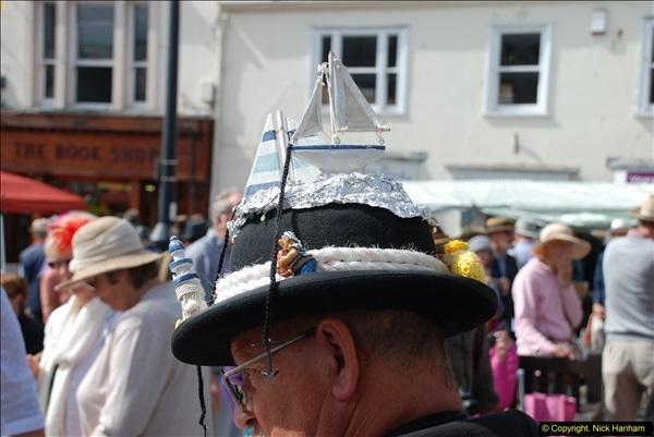 2015-09-05 Bridport Hat Festival 2015.  (592)592