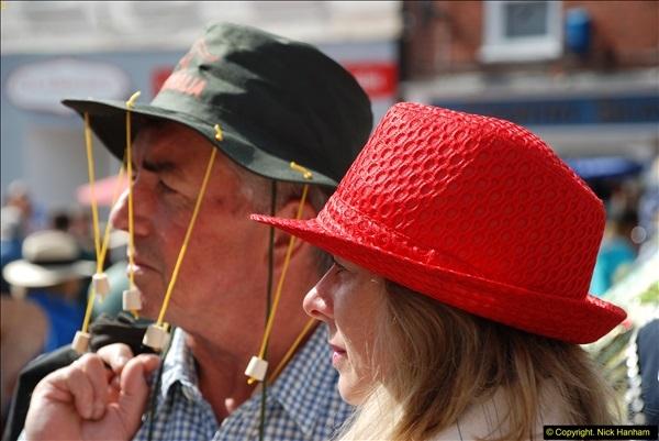 2015-09-05 Bridport Hat Festival 2015.  (595)595
