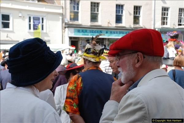 2015-09-05 Bridport Hat Festival 2015.  (600)600
