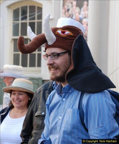 2015-09-05 Bridport Hat Festival 2015.  (602)602