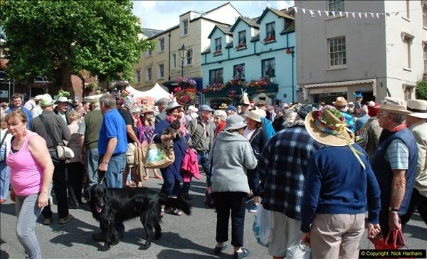 2015-09-05 Bridport Hat Festival 2015.  (606)606