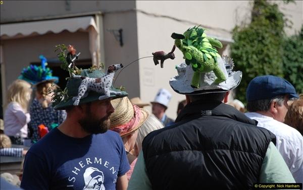 2015-09-05 Bridport Hat Festival 2015.  (608)608