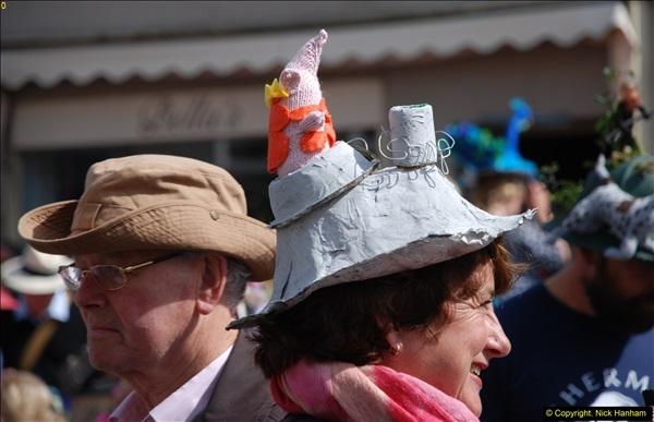 2015-09-05 Bridport Hat Festival 2015.  (609)609