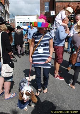 2015-09-05 Bridport Hat Festival 2015.  (616)616