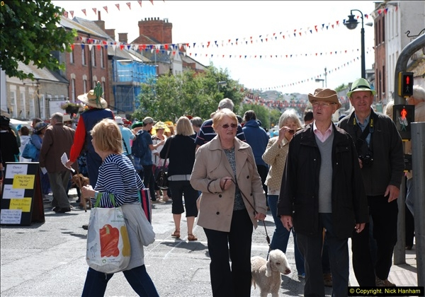 2015-09-05 Bridport Hat Festival 2015.  (625)625