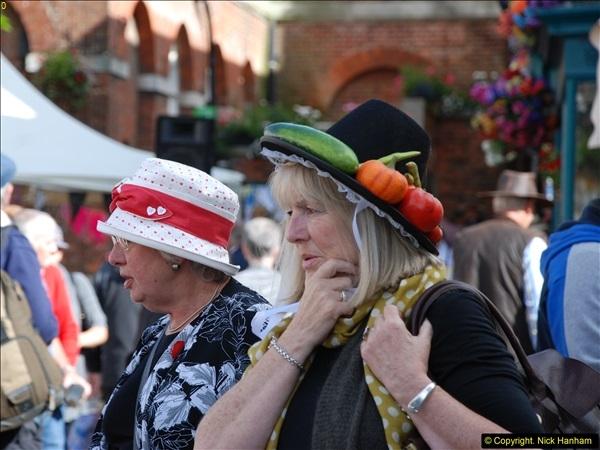 2015-09-05 Bridport Hat Festival 2015.  (93)093