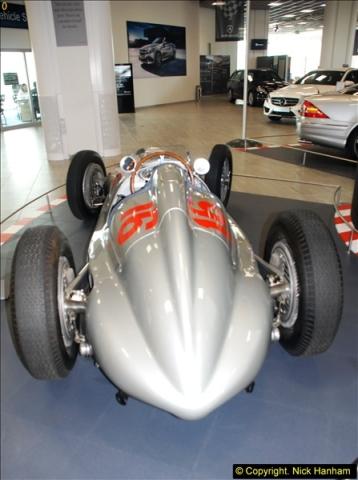 2014-08-01 Mercedes Benz World & Brooklands Museum Revisited.  (101)101