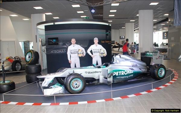 2014-08-01 Mercedes Benz World & Brooklands Museum Revisited.  (102)102