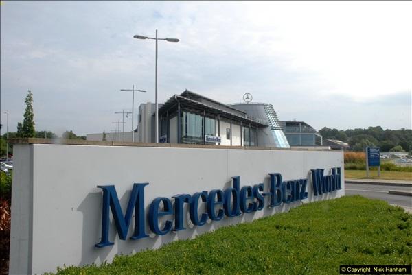 2014-08-01 Mercedes Benz World & Brooklands Museum Revisited.  (11)011
