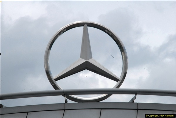 2014-08-01 Mercedes Benz World & Brooklands Museum Revisited.  (14)014