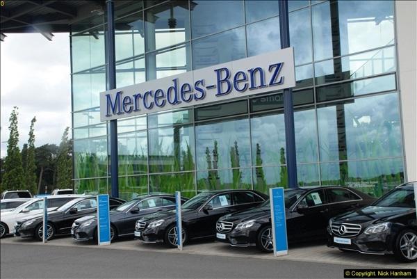 2014-08-01 Mercedes Benz World & Brooklands Museum Revisited.  (15)015