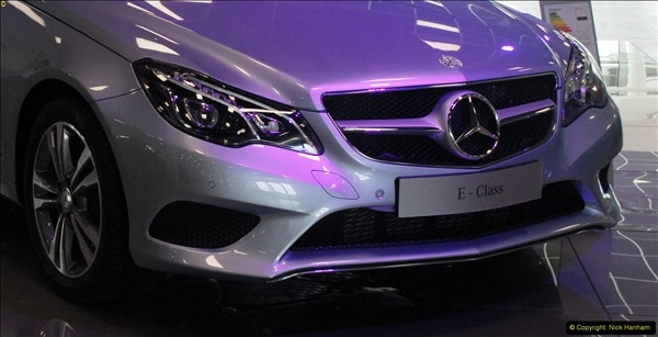 2014-08-01 Mercedes Benz World & Brooklands Museum Revisited.  (159)159