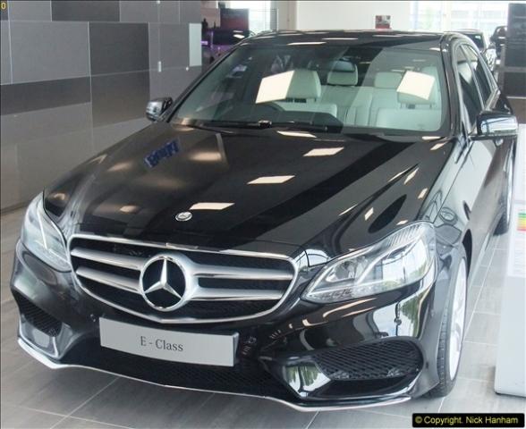2014-08-01 Mercedes Benz World & Brooklands Museum Revisited.  (174)174