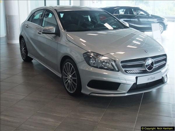 2014-08-01 Mercedes Benz World & Brooklands Museum Revisited.  (177)177