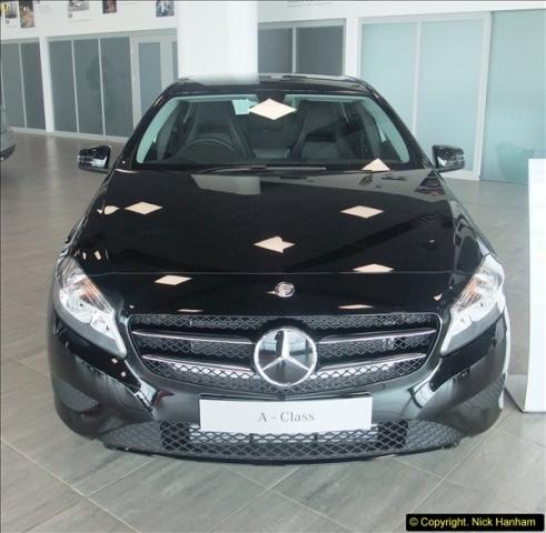 2014-08-01 Mercedes Benz World & Brooklands Museum Revisited.  (178)178