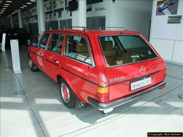 2014-08-01 Mercedes Benz World & Brooklands Museum Revisited.  (179)179