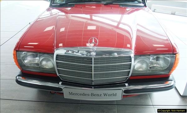 2014-08-01 Mercedes Benz World & Brooklands Museum Revisited.  (180)180