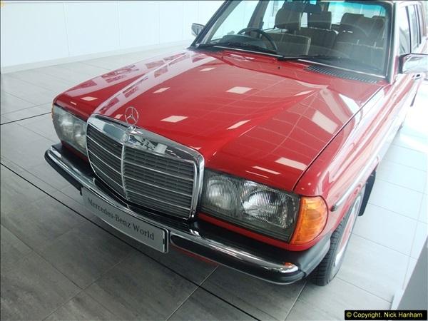 2014-08-01 Mercedes Benz World & Brooklands Museum Revisited.  (181)181