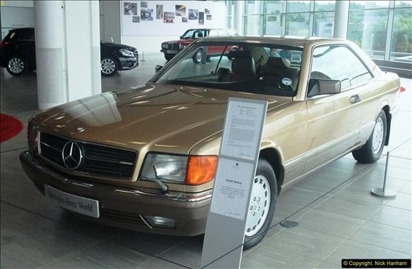 2014-08-01 Mercedes Benz World & Brooklands Museum Revisited.  (182)182