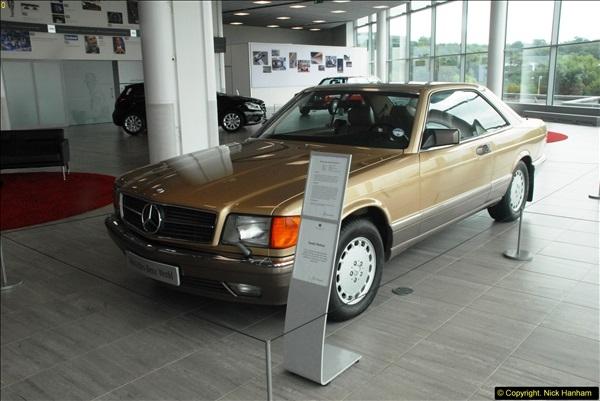 2014-08-01 Mercedes Benz World & Brooklands Museum Revisited.  (183)183