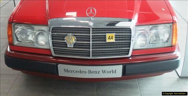 2014-08-01 Mercedes Benz World & Brooklands Museum Revisited.  (184)184