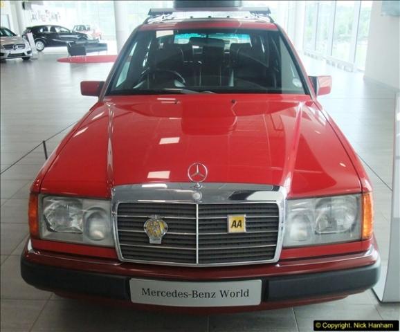 2014-08-01 Mercedes Benz World & Brooklands Museum Revisited.  (185)185