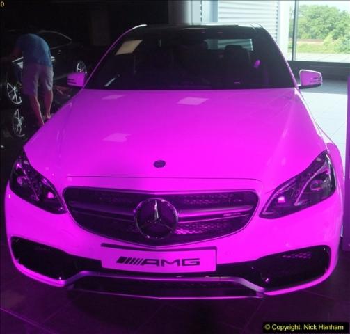 2014-08-01 Mercedes Benz World & Brooklands Museum Revisited.  (187)187