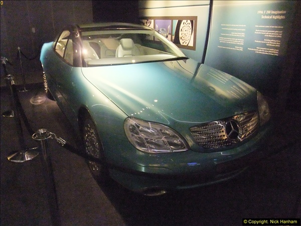 2014-08-01 Mercedes Benz World & Brooklands Museum Revisited.  (192)192