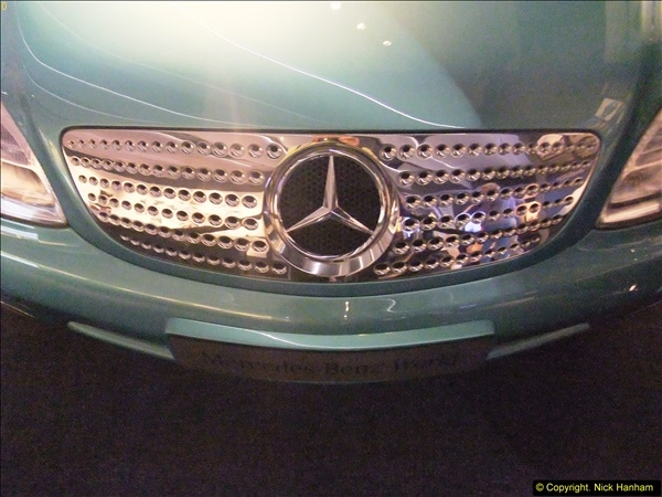 2014-08-01 Mercedes Benz World & Brooklands Museum Revisited.  (195)195