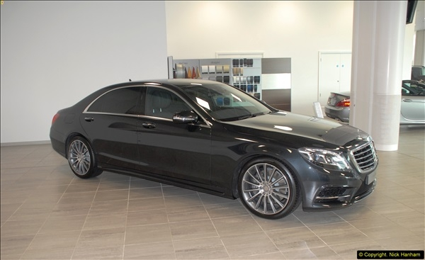 2014-08-01 Mercedes Benz World & Brooklands Museum Revisited.  (198)198