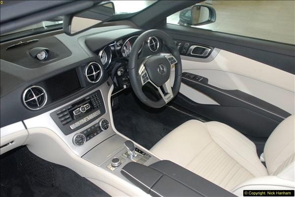 2014-08-01 Mercedes Benz World & Brooklands Museum Revisited.  (202)202