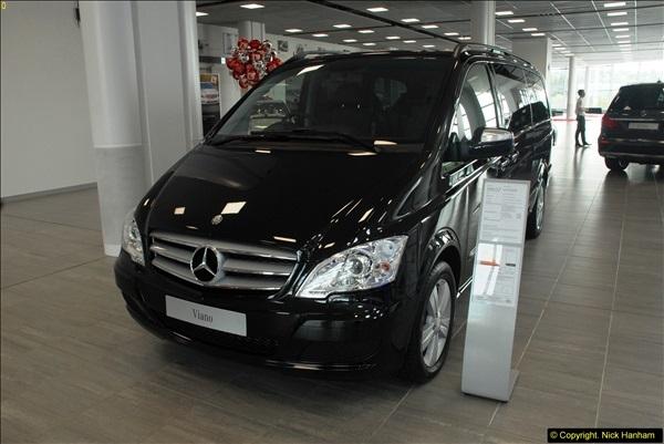 2014-08-01 Mercedes Benz World & Brooklands Museum Revisited.  (204)204