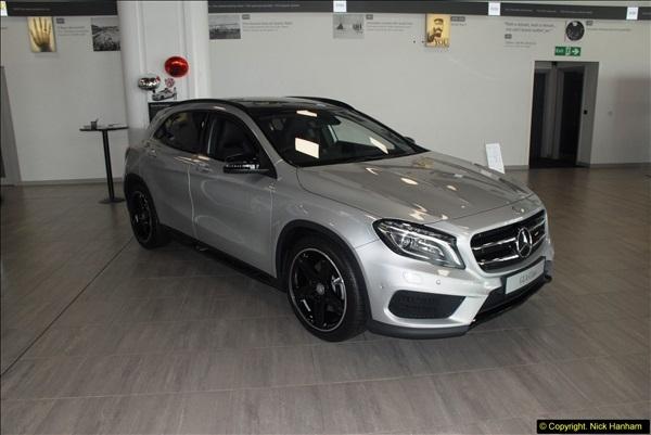 2014-08-01 Mercedes Benz World & Brooklands Museum Revisited.  (206)206